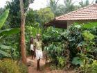 Relocated family in Wayanad , Kerala